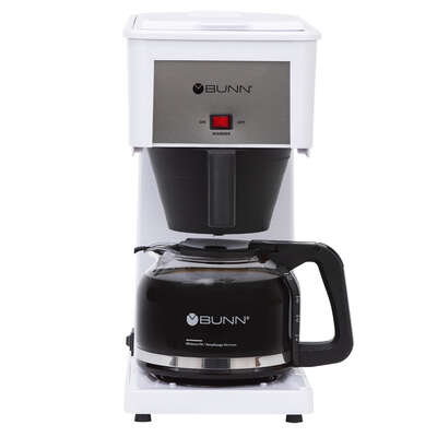 BUNN  Speed Brew Classic  10 cup White  Coffee Maker