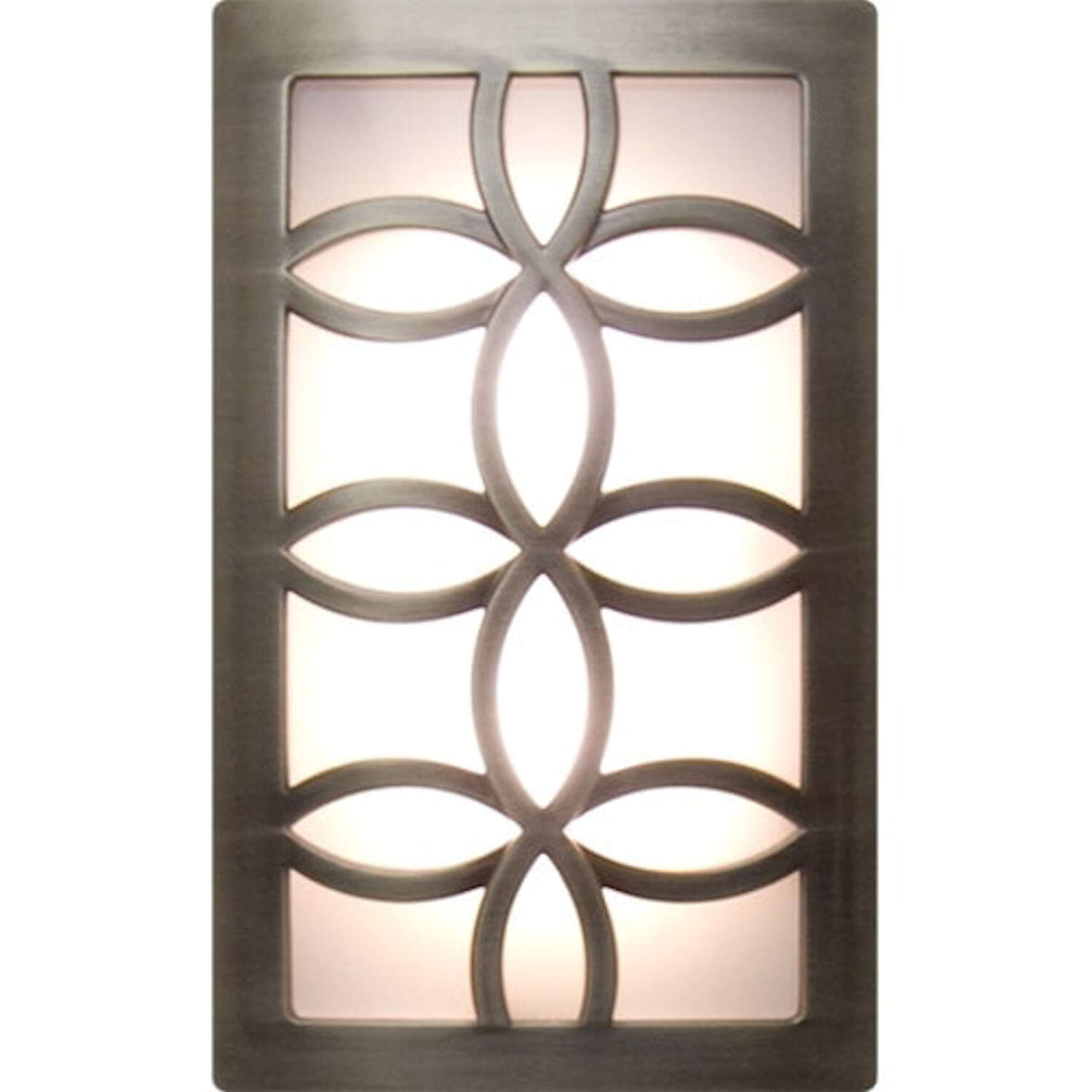 GE  CoverLite  Automatic  Plug-in  Leaf  LED  Night Light