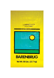 Barenbrug Mixed Full Sun/Light Shade Landscape Grass Seed Mix 50 lb.