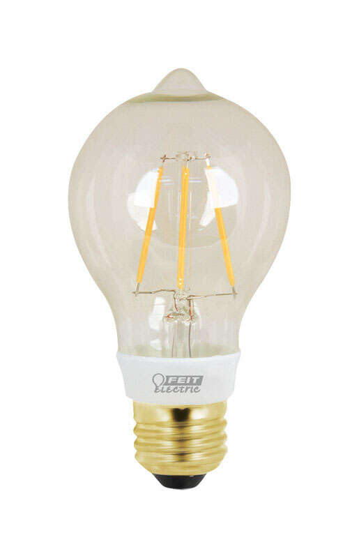 FEIT Electric  Vintage Style  4 watts A19  LED Bulb  309 lumens Soft White  60 Watt Equivalence Deco