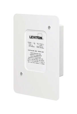 Leviton  Panel Mounted Surge Protector