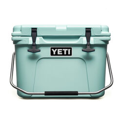 YETI  Roadie 20  Cooler  20 lb. capacity Seafoam Green