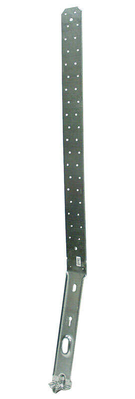 Simpson Strong-Tie  34 in. H x 3 in. W 12 Ga. Galvanized Steel  Strap