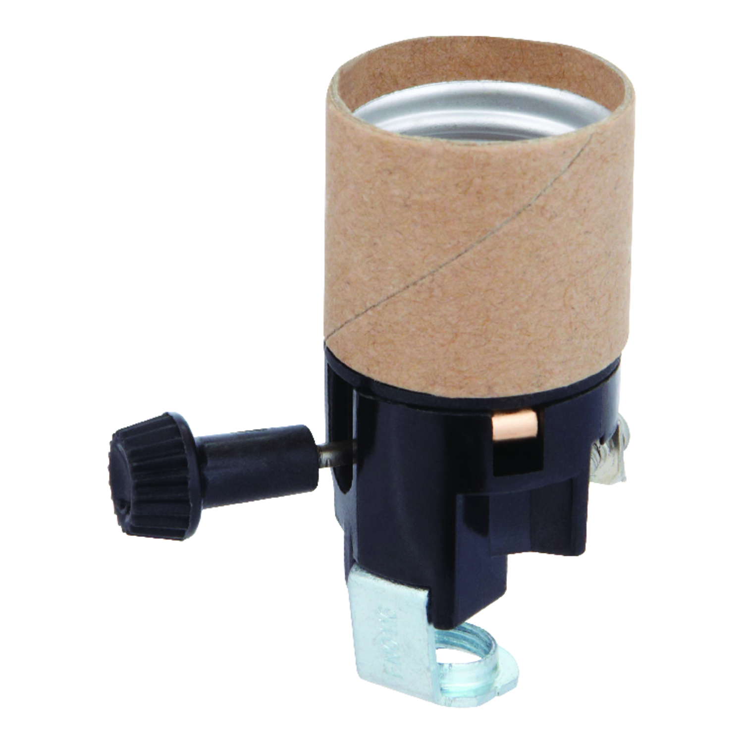 Jandorf  Phenolic  1  Turn Knob Socket