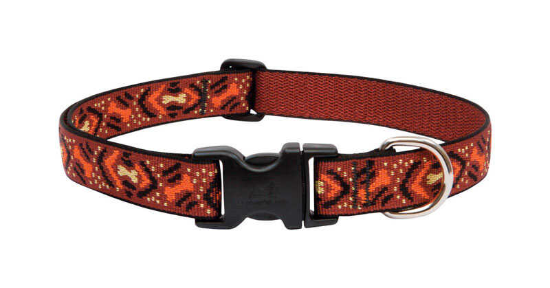 Lupine Pet  Original Designs  Down Under  Nylon  Dog  Adjustable Collar
