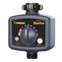 Melnor  Sunrise  1 zone Water Timer