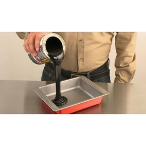 Flex Seal Satin Black Liquid Rubber Sealant Coating 1 gal