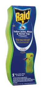 Raid  Yellow Jacket and Wasp Trap  14 oz.