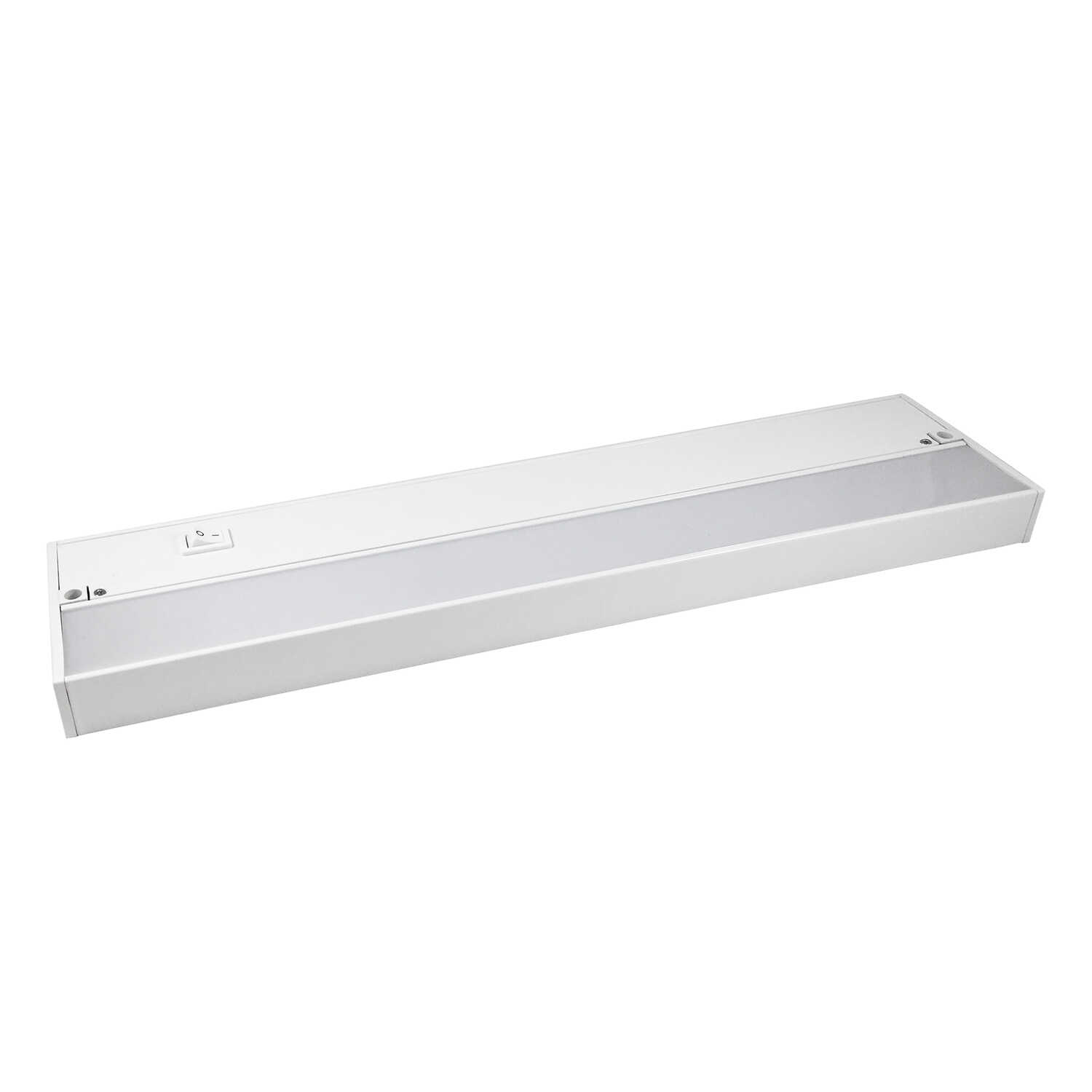 Amertac  Kern Collection  22 in. L White  Plug-In  LED  Strip Light  707 lumens
