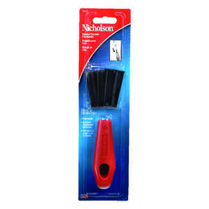 Nicholson  4 in. L Plastic  File Handle  1 pc.