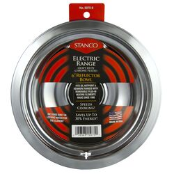 Stanco Steel Reflector Bowl 6 in. W