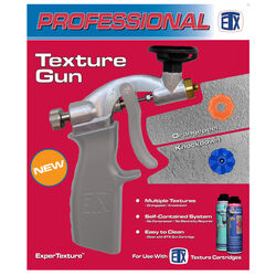 ExperTexture  ETX  Water-Based  Texture Sprayer Gun  1 pc.