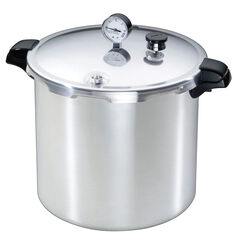 Presto  Brushed Aluminum  Pressure Cooker and Canner  23