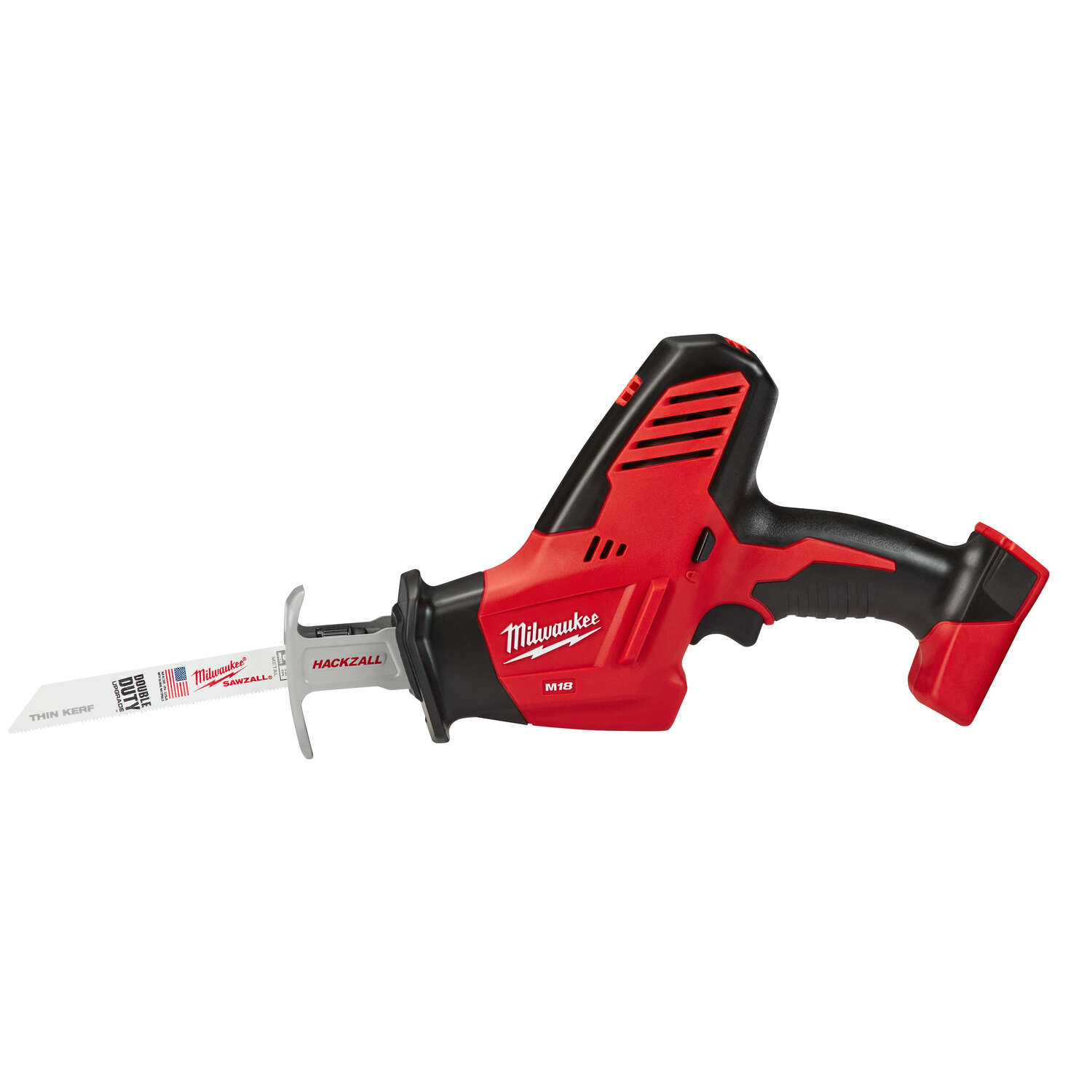 Milwaukee  M18 HACKZALL  3/4 in. Cordless  Reciprocating Saw  18 volt 3000 spm
