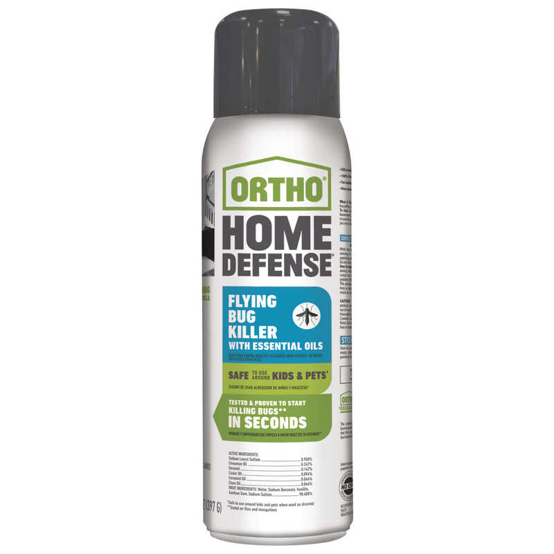 Ortho  Home Defense  Organic Flying Insect Killer  14 oz.