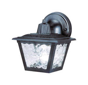 Westinghouse  Matte  Black  Incandescent  Light Fixture
