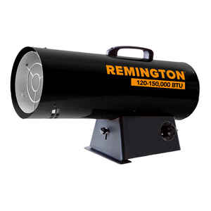 Remington  3125 sq. ft. Propane  Forced Air  Heater  125000 BTU