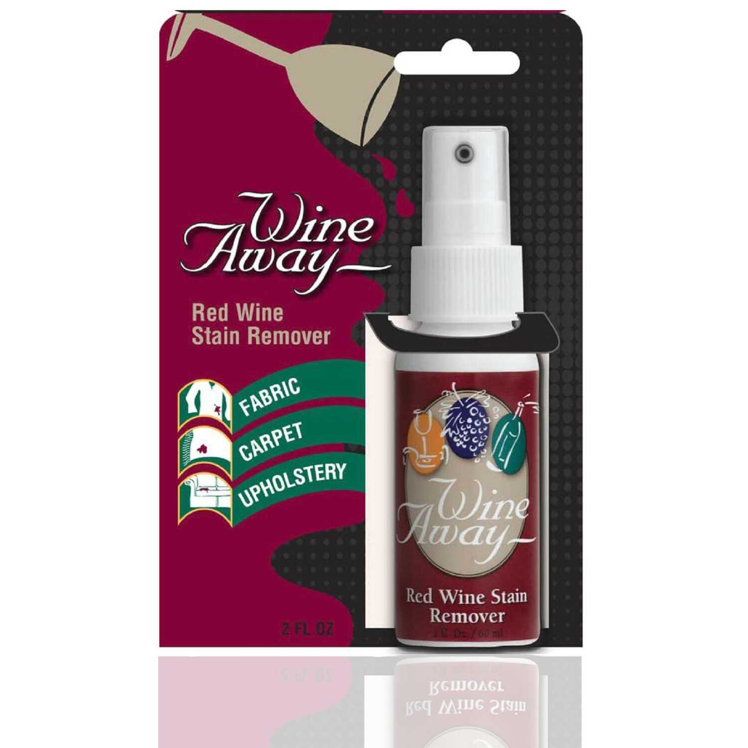 Wine Away  Citrus Scent Red Wine Stain Remover  Liquid  2 oz.