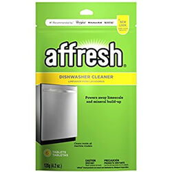 Affresh  Lemon Scent Powder  Dishwasher/Disposal Cleaner  4.2 oz. 6 pk