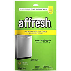 Affresh  Lemon Scent Powder  Dishwasher/Disposal Cleaner  6 tablet