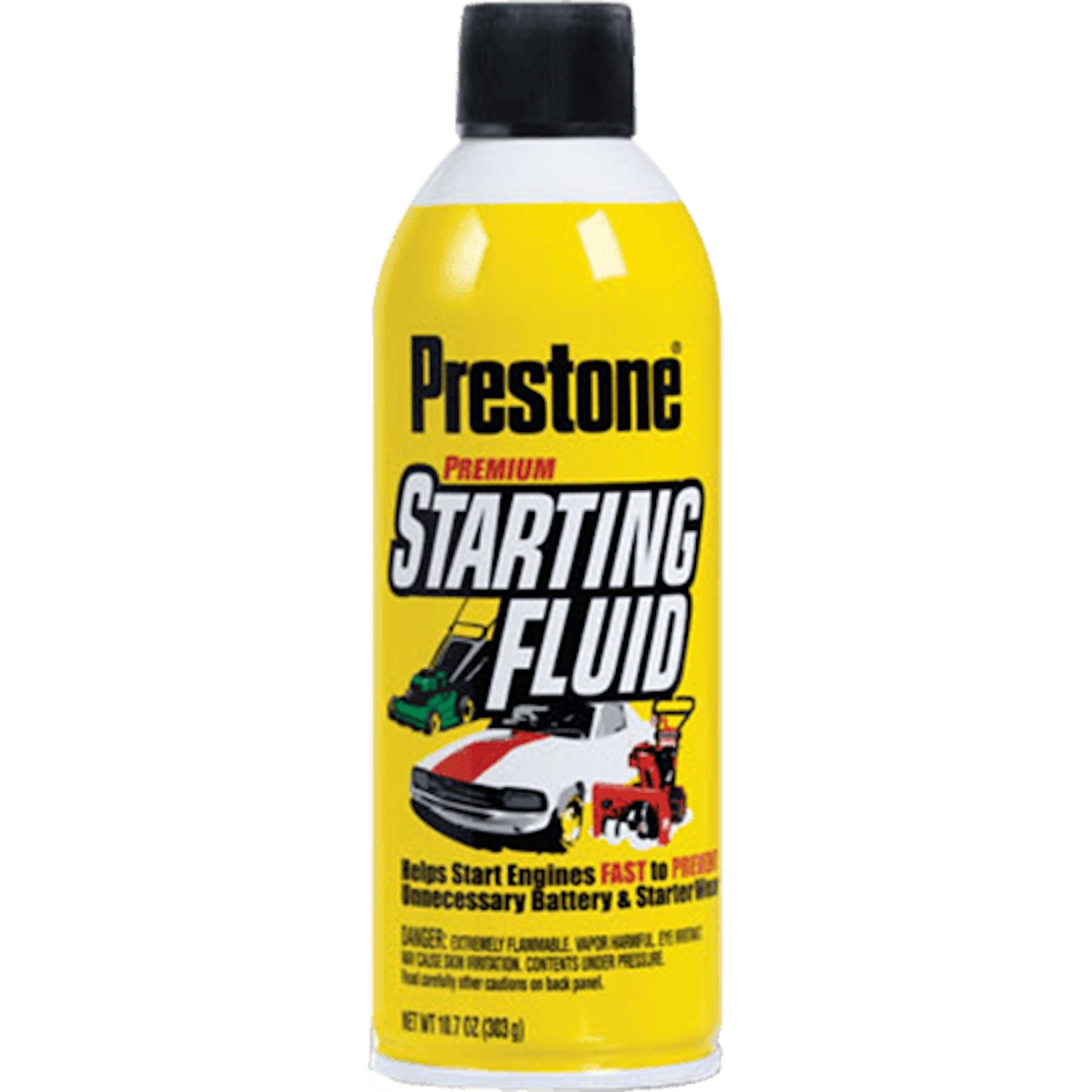 Prestone Starting Fluid