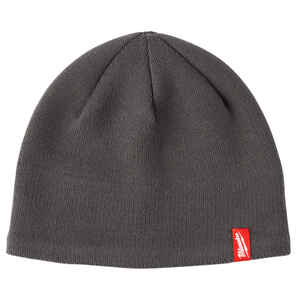 Milwaukee  Fleece Lined  Beanie  Gray  One Size Fits Most