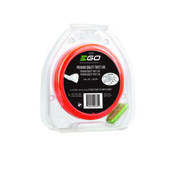 EGO  Premium Quality Twist Line  Professional Grade  0.095 in. Dia. x 50 ft. L Trimmer Line