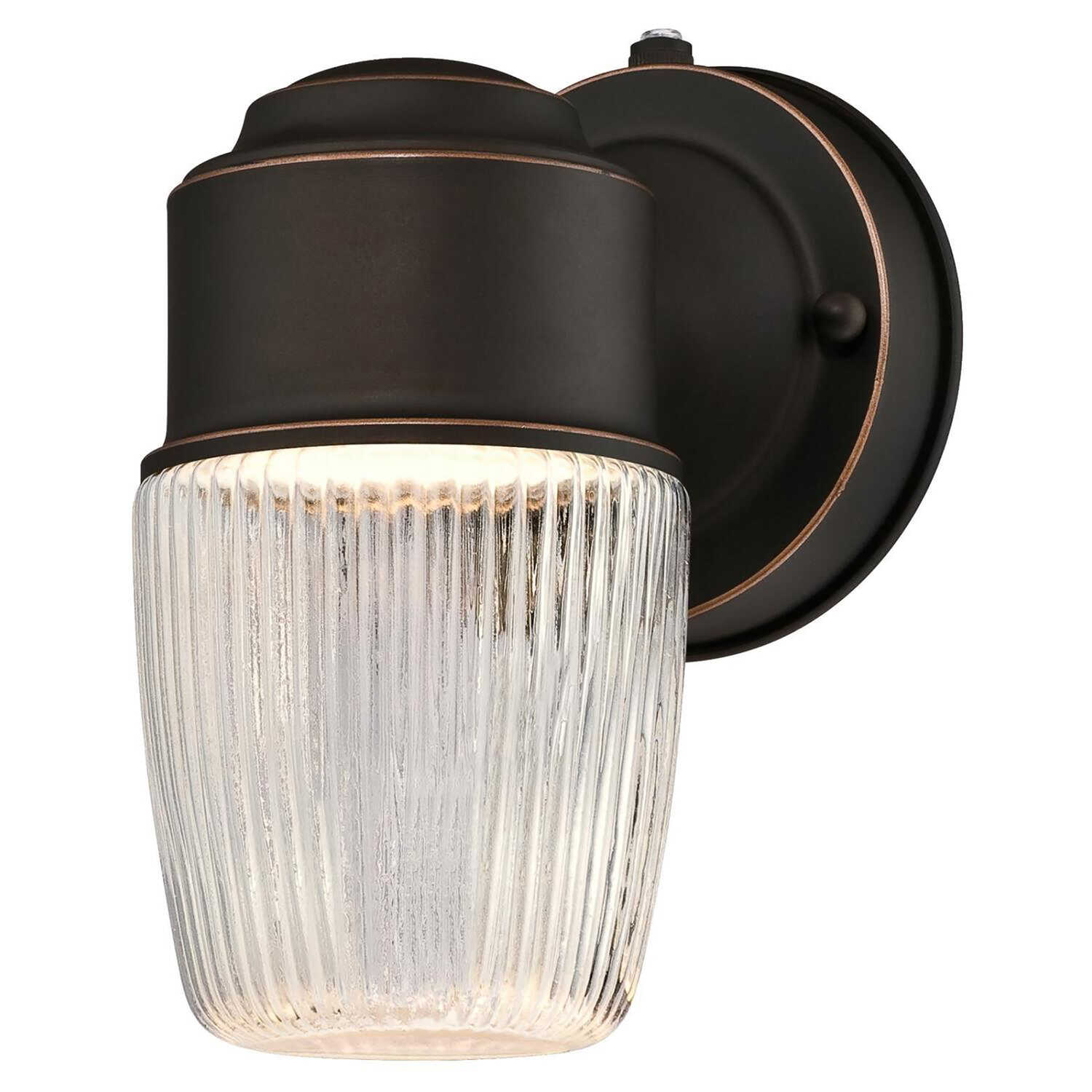 Westinghouse  Oil Rubbed Bronze  Dusk to Dawn  LED  Lantern Fixture