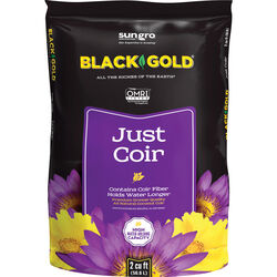 Black Gold Just Coir Organic All Purpose Coco Coir 2 cu. ft.
