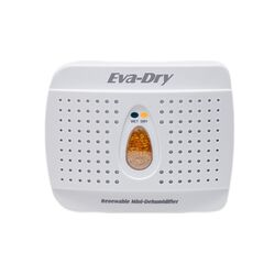 Eva-Dry 300-500 sq. ft. 6 pt. Mini-Dehumidifier