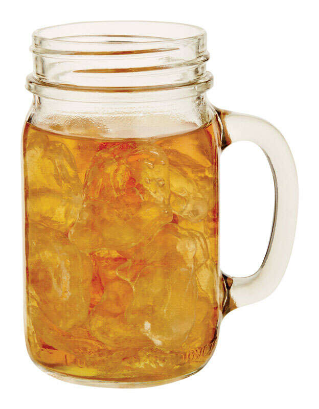 Golden Harvest  Glass  Mug  24 pk Clear