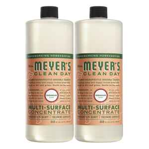 Mrs. Meyer's  Clean Day  Geranium Scent Concentrated Multi-Surface Cleaner  Liquid  32 oz.