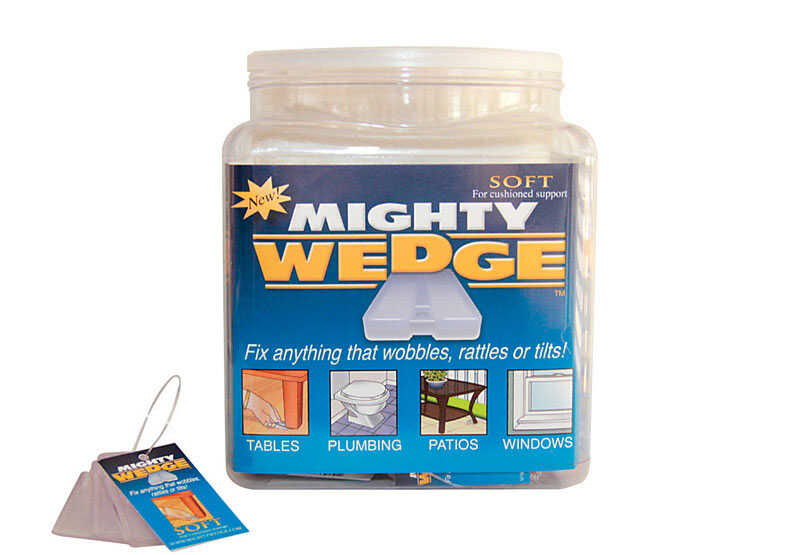 Mighty Wedge  Household  Soft Wedges  3 pk