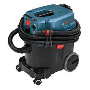 Bosch  9 gal. Corded  Dust Extractor with Auto Filter Clean  9.5 are 120 volt Teal/Red  28 lb. 1 pc.