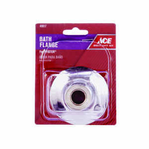 Ace  Chrome  Bath Flange