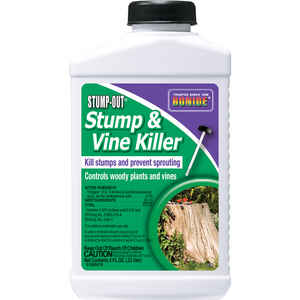 Bonide  Stump-Out  Stump & Vine Killer  Concentrate  8 oz.