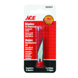 Ace Medium Duty Replacement Blade 5 pc.
