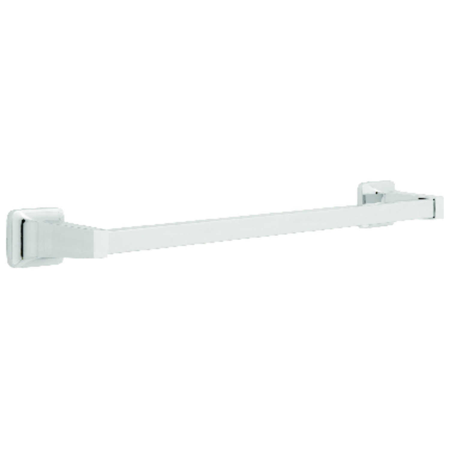 Franklin Brass  Futura  Chrome  Towel Bar  20.24 in. L Zinc