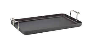 Cuisinart  Chef's Classic  13 in. W Anodized Aluminum  Nonstick Surface Griddle