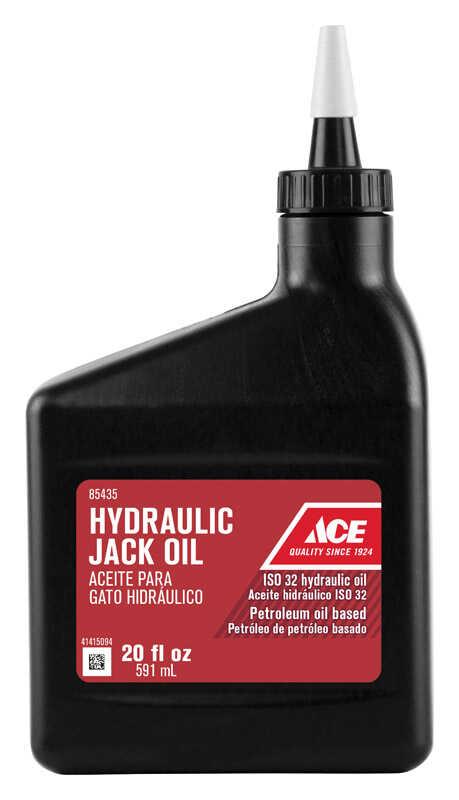 Ace Hydraulic Oil 20 Oz