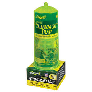 RESCUE  Yellow Jacket Trap  1 pk