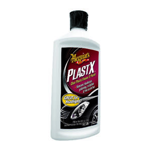 Meguiar's  Plastx  Plastic Cleaner & Polish  10 oz.