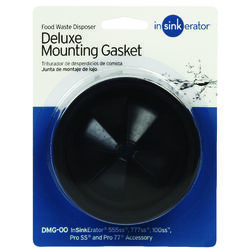 InSinkErator  Black  Rubber  Garbage Disposal Gasket