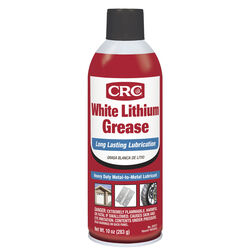 CRC White Lithium Grease 10 oz.