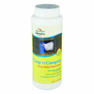 Coop 'N Compost  Cotton  Spray Disinfectant