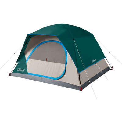 Coleman  Skydome  Tent  7 ft. H x 5 ft. W x 4.6 ft. L