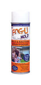 Healthful Home  Fog-U  Mold and Bacteria Fogger  7 OZ