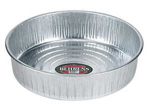 Behrens  3-1/2 gal. Feeder Pan  For Livestock