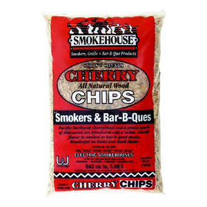 Smokehouse  Cherry  Wood Smoking Chips  242