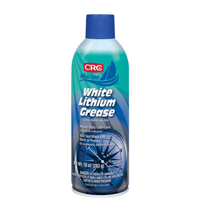 CRC Marine White Lithium Grease 16 oz.